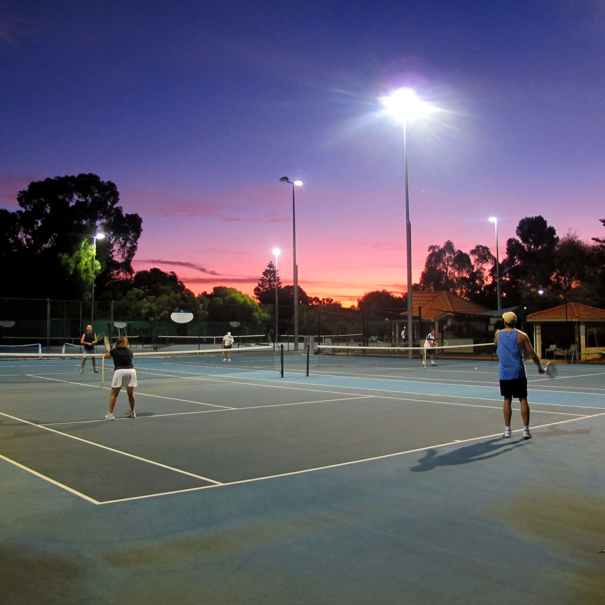 Reabold Tennis Club WA
