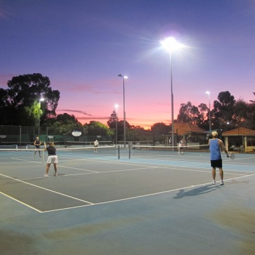 Reabold Tennis Club