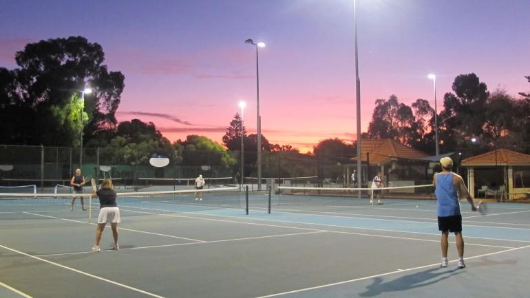 Reabold Tennis Club