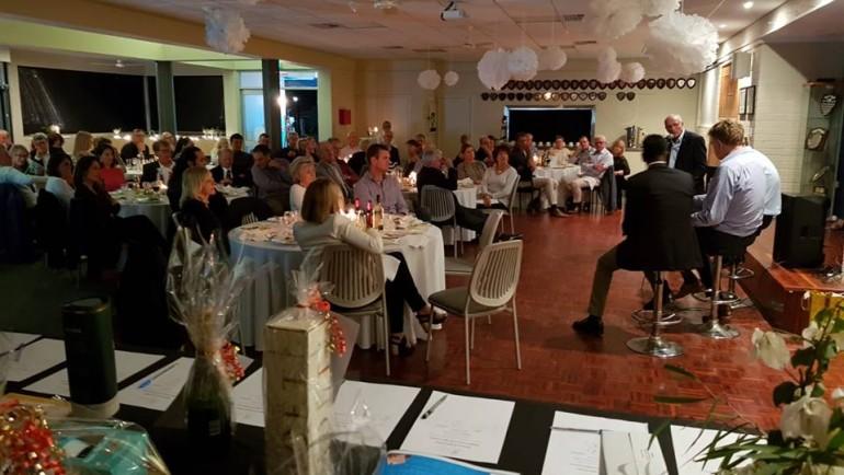 Business of Sport Fundraiser Evening