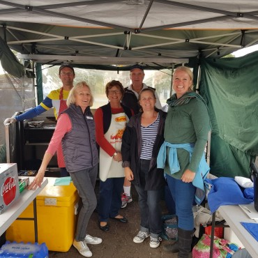 Bunnings Sausage Sizzle